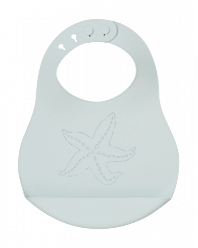 CamCam Silikone Hagesmæk Starfish Breeze