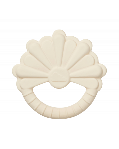 Flower Teether, Natural