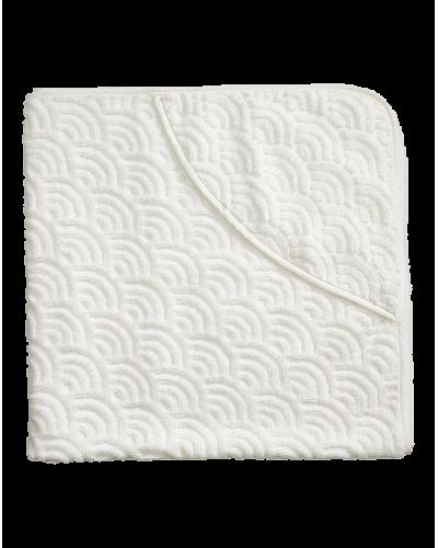 Cam Cam Junior Håndklæde Hvid