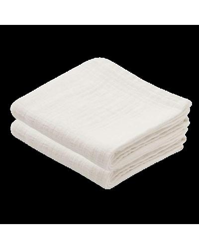 Stofbleer Creme White 2-pakke