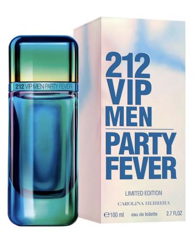 212 VIP Men Party Fever Eau de Toilette