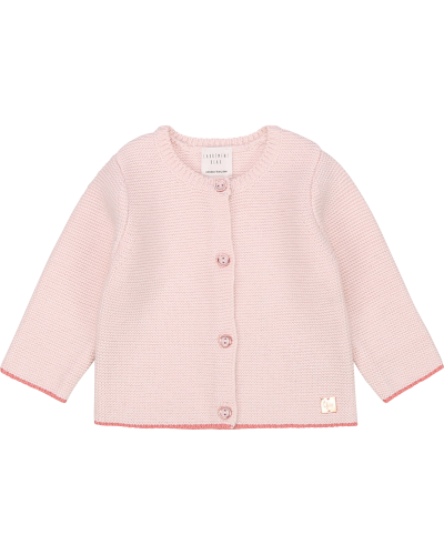Baby Knitted Cardigan Apricot