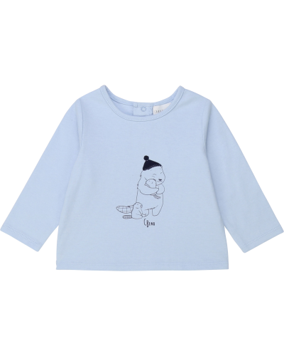 Baby Long Sleeve T-shirt Fjord