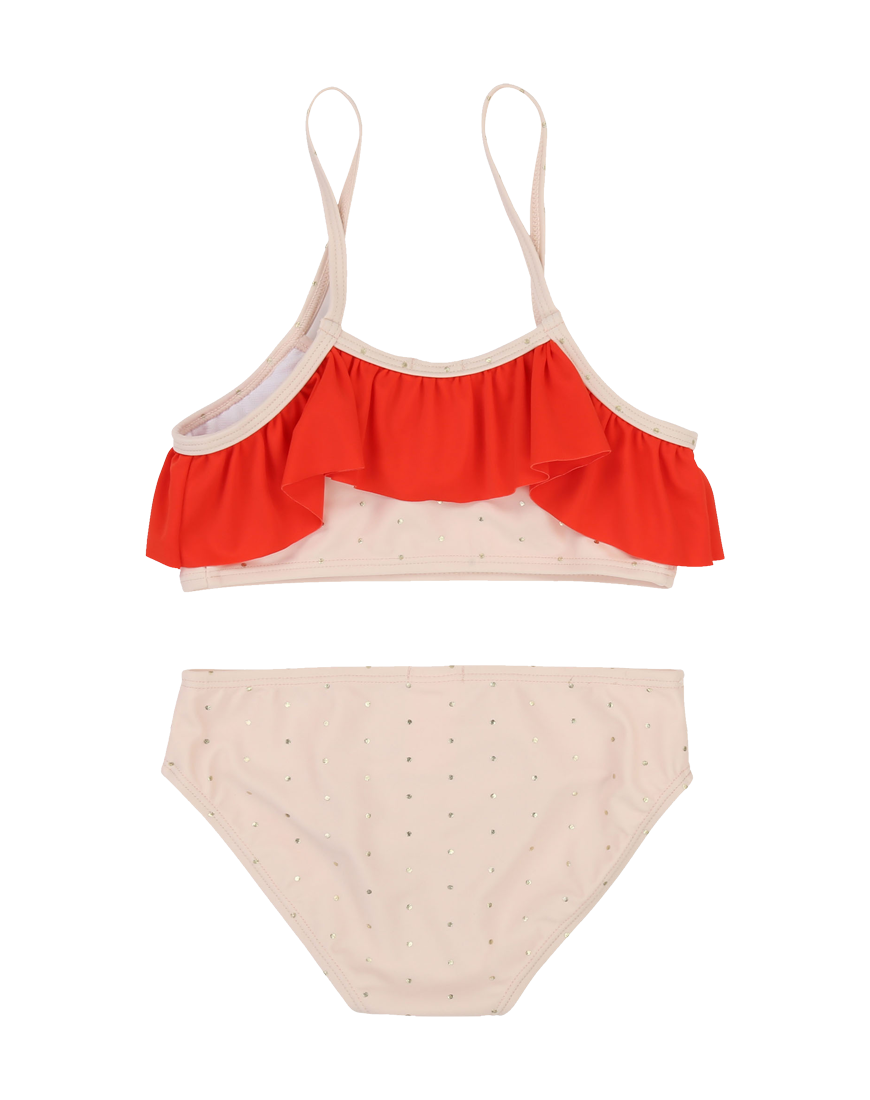 Bikini Pink/Rød