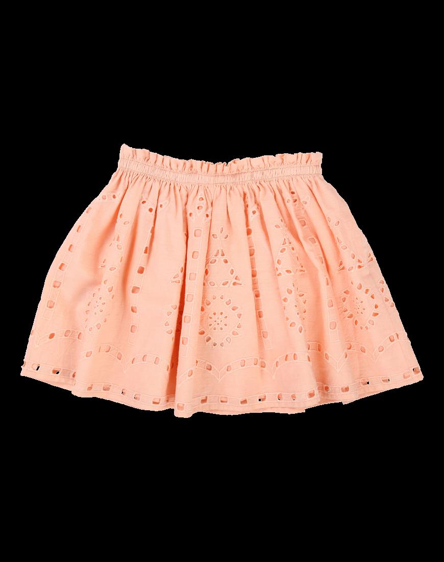 Nederdel Blush Pink