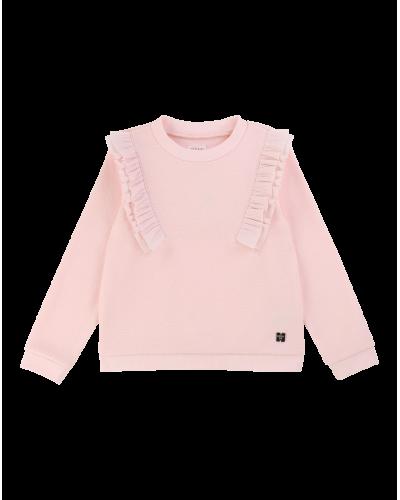 Carrement Beau Sweatshirt Pink Pale