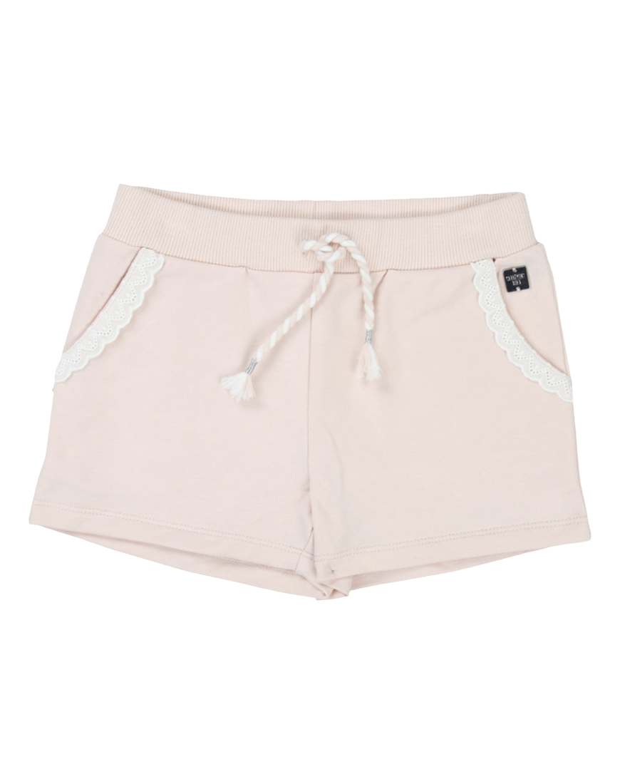 Shorts Pale Pink