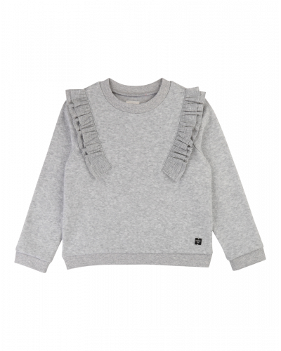 Sweatshirt Light Grey