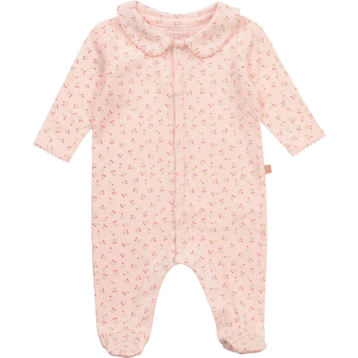 Pyjamas Heldragt Pink Pale