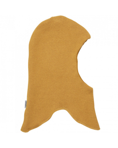 Balaclava - Knitted Mineral Yellow