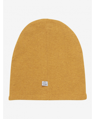 Beanie - Knitted Mineral Yellow