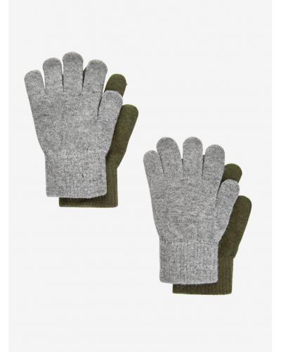 Handsker 2-pakke Military Olive