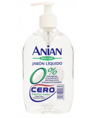 Cero Liquid Hands Soap