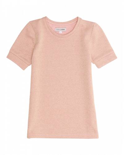 Christina Rohde T-shirt Rosa no405 fab1