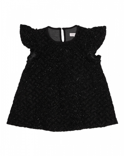 Christina Rohde Top 908 Col. 24 Black/glitter