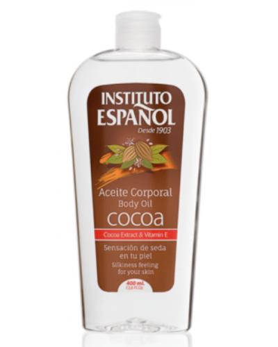 Cocoa Body Oil