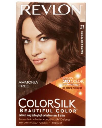 Colorsilk Ammonia Free 37 Dark Golden Brown