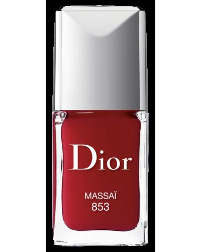 Dior Vernis  Gel Shine 853 Massaî