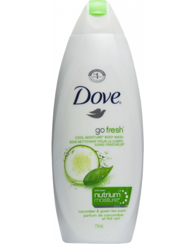 Go Fresh Moisturing Body Wash