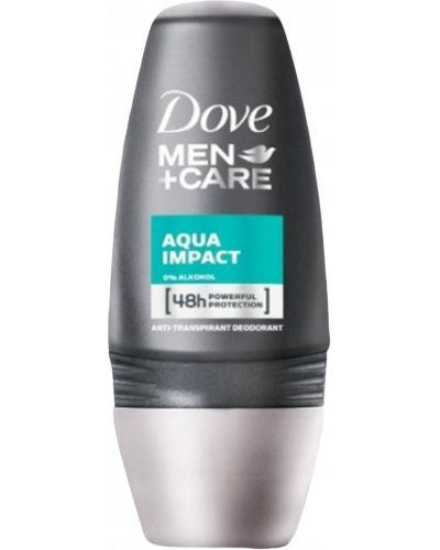 Men+Care Aqua Impact Roll-On Deodorant