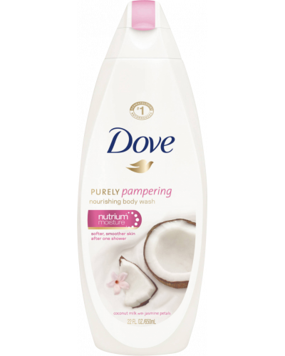 Purely Pampering Body Wash Coconut Milk