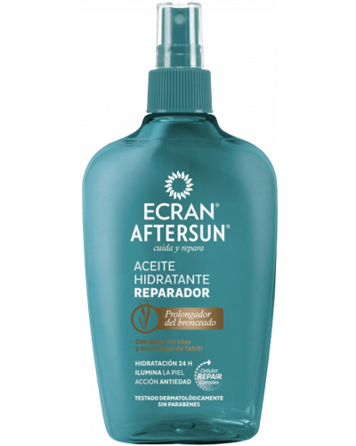 Aftersun Moisturizing Repairing Oil Spray