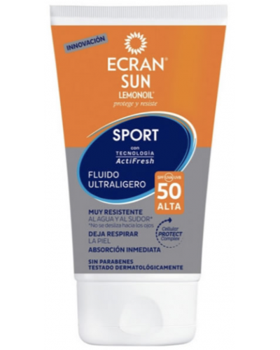 Sun Lemonoil Sport Ultralight Fluid SPF 50