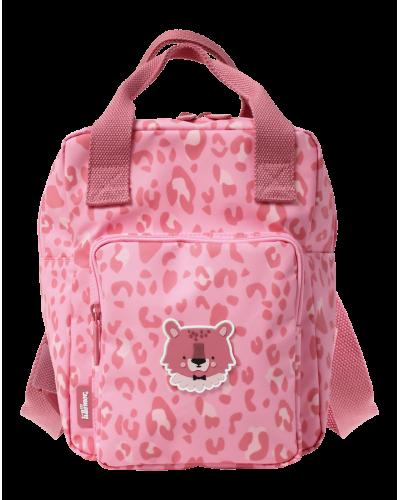 Taske Dyreprint Pink