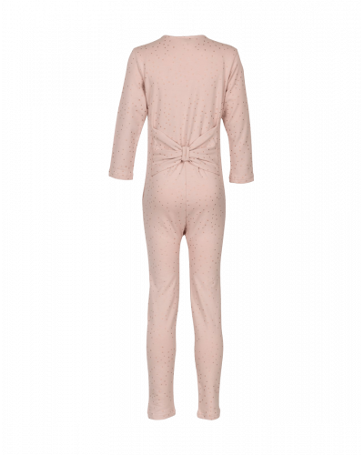 Sigga Jumpsuit Rose Gold Star
