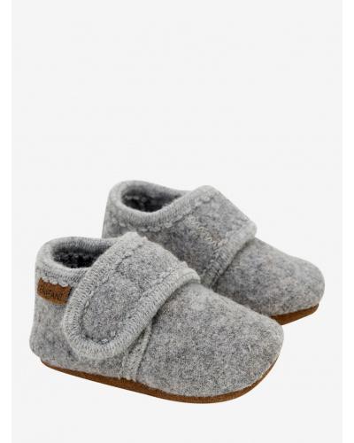 Baby Uld Sutsko Grey Melange