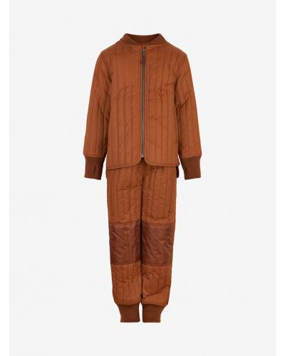 Termosæt Leather Brown