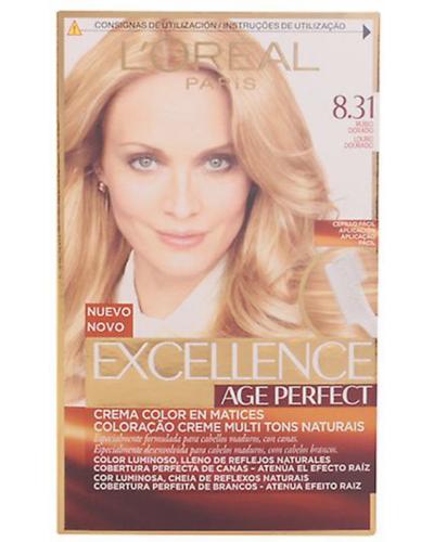 Excellence Age Perfect 8,31 Rubio Dorado