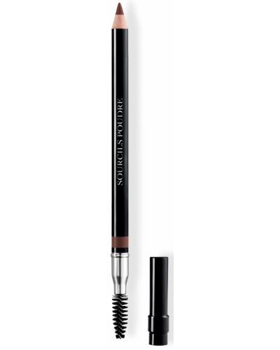 Eyebrow Pencil Brush + Sharpener 593 Brown