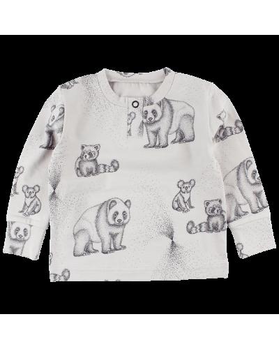 Fixoni Bluse Elemental Moonstruck Panda