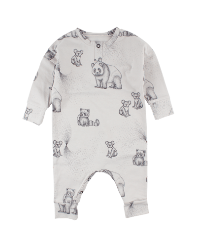 Fixoni Heldragt Elemental Moonstruck Panda Print