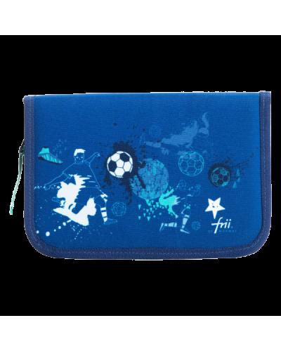 penalhus fodbold blå