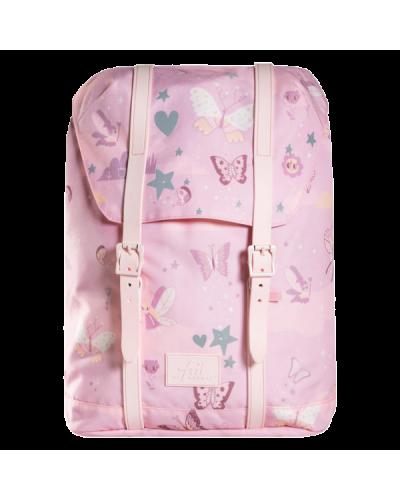 Sommerfugle peach/pink  22 L.