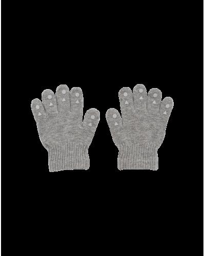 Handsker Grey Melange