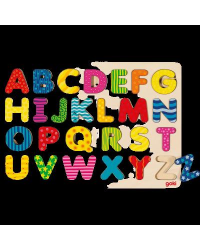 Alfabet Puslespil