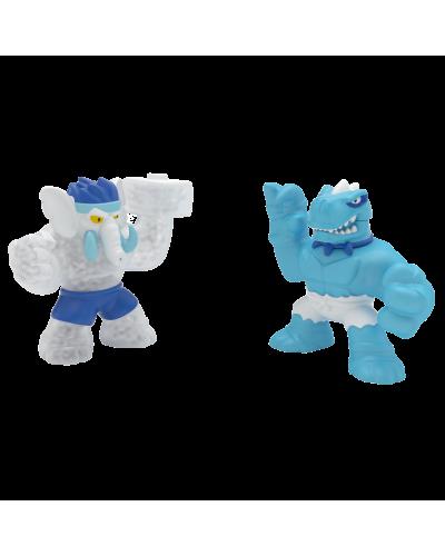 Fighters two pack Tyro VS Gigatusk