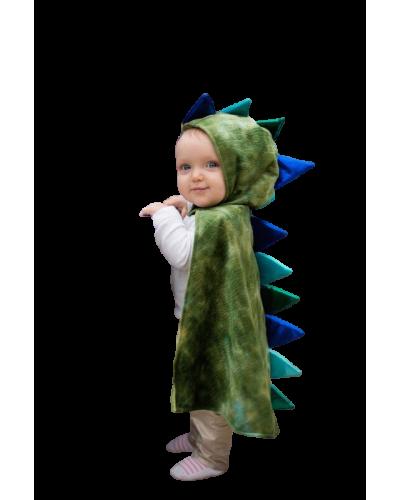 Baby Kappe Drage Grøn/Blå