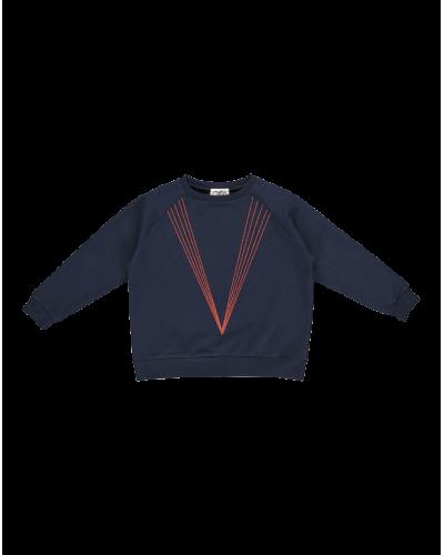 GRO Abby Sweatshirt Classic Navy