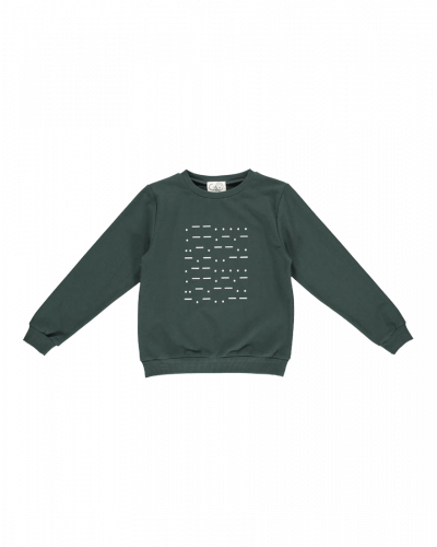 Gro Mads Sweatshirt Baltic Sea