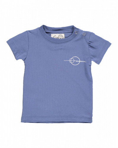 Norr Baby T-shirt Soft Navy