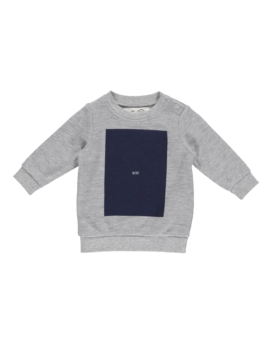 GRO Venus Sweatshirt Grå
