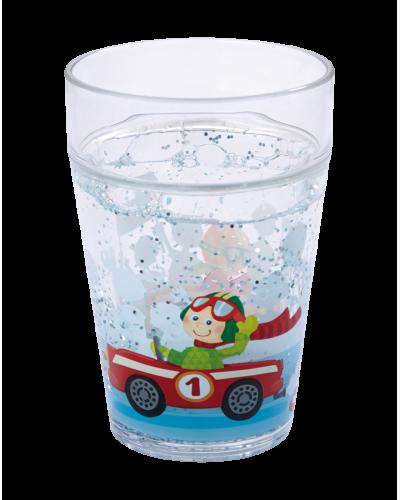 Drikkeglas Glimmer Racerbil