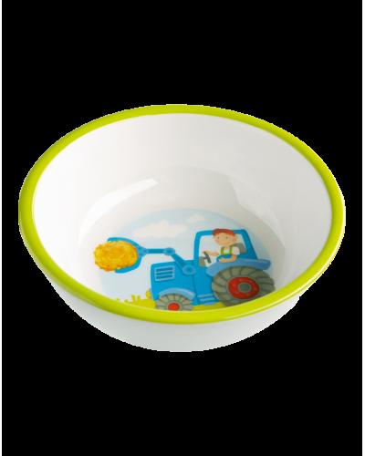 HABA Dyb Tallerken Traktor
