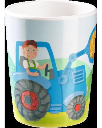Kop Becher Traktor