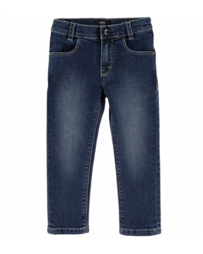 Baby Denim Pants Stone
