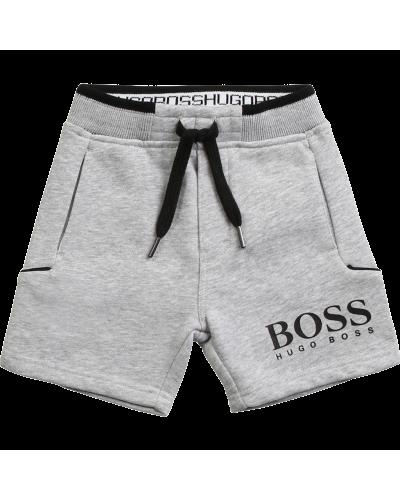Bermuda Shorts Chine Grey